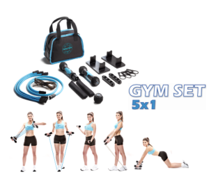 gym set 5x1 magic board salter challenge