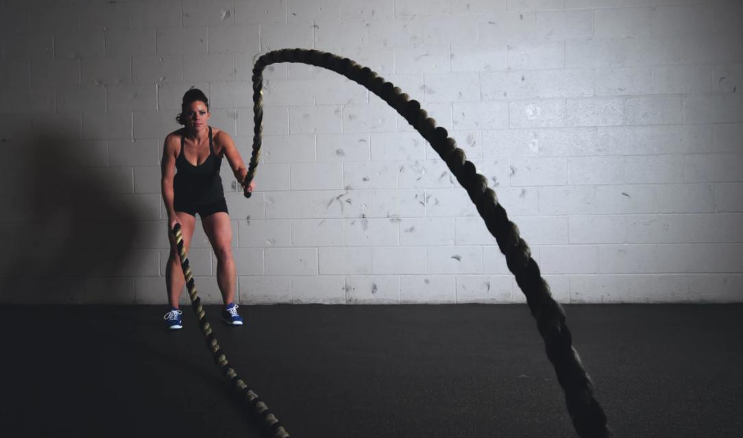 batida de cuerda perder peso salter