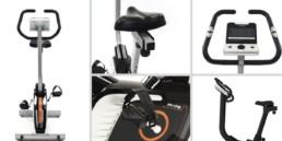 cómo ajustar una bicicleta estática
