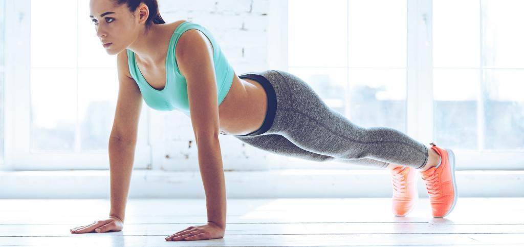 rutina para entrenar en casa