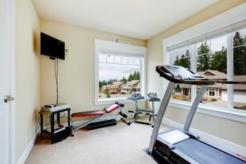 Máquinas de gimnasio para casa