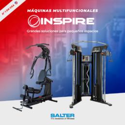 Máquinas multifuncionales Inspire